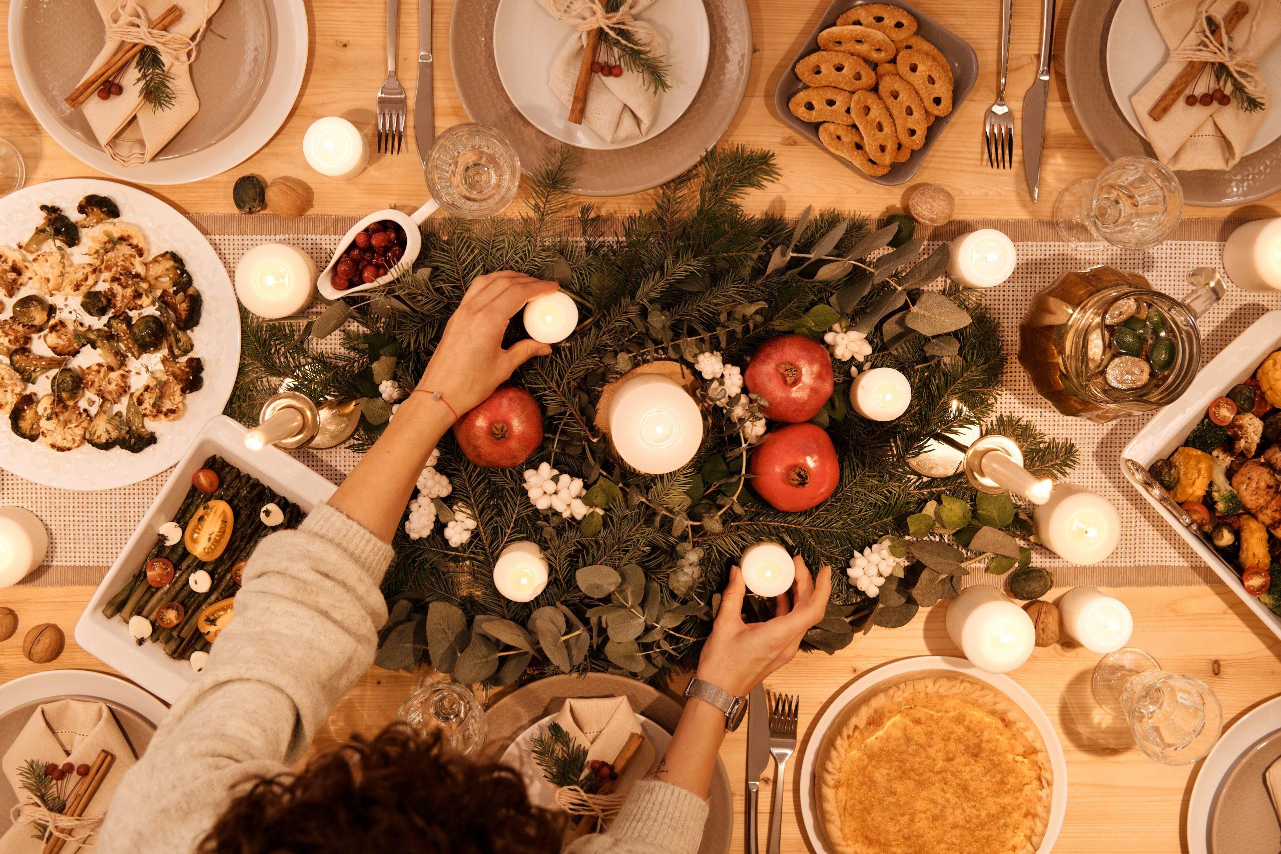 La Navidad y los Trastornos de la Conducta Alimentaria